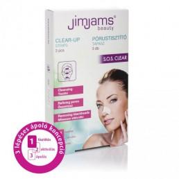 Plasture pentru curatarea porilor - 3 buc - JimJams