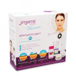 Set Vibrasonic pentru curatarea pielii - JimJams