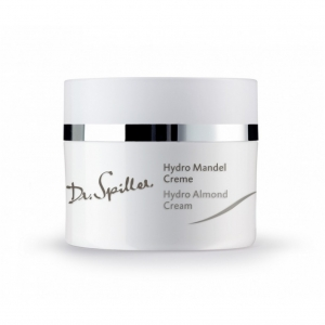 Crema hidratanta cu Migdale pentru ten uscat si sensibil - 50 ml - Dr Spiller