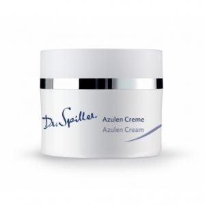 Crema calmanta cu Azulena pentru ten sensibil si cuperozic - 50 ml - Dr Spiller