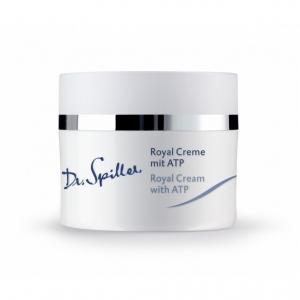 Crema antirid cu Laptisor de Matca si ATP - 50 ml - Dr Spiller