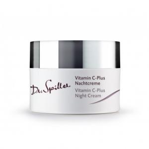 Crema de noapte cu vitamina C-Plus - 50 ml - Dr Spiller