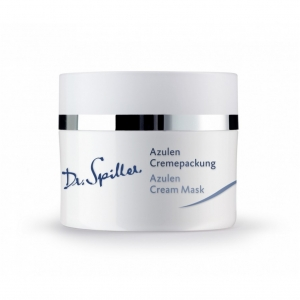 Masca crema cu Azulena - 50 ml - Dr Spiller