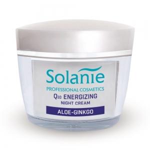 Crema de noapte energizanta Q10 - 50 ml - Solanie