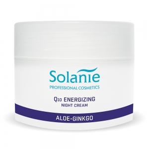 Crema de noapte energizanta Q10 - 250 ml - Solanie