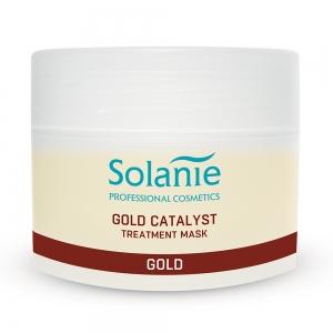 Masca cu aur - 250 ml - Solanie