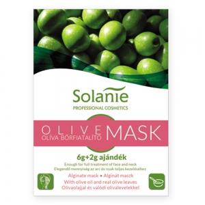 Masca alginata de intinerire - 8 g - Solanie