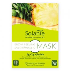 Masca alginata exfolianta - 8 g - Solanie