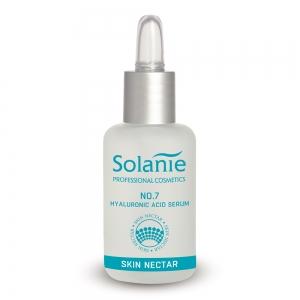 No. 7 Ser cu acid hialuronic - 30 ml - Solanie