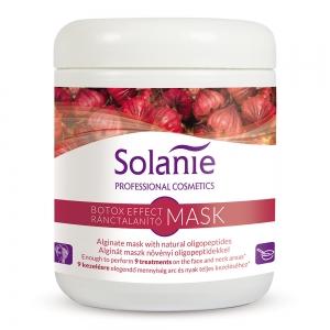 Masca alginata antirid Botox Effect - pentru 9 tratamente - 90 g - Solanie