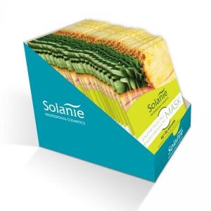 Masca alginata exfolianta - 8 g x 25 buc. - Solanie