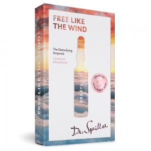 Fiola Detoxifianta - Free Like The Wind - 2 ml x 7 buc - Dr Spiller