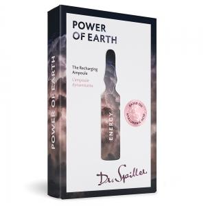 Fiola Energizanta - Power of Earth - 2 ml x 7 buc - Dr Spiller