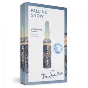 Fiola cu efect de albire - Falling Snow - 2 ml x 7 buc - Dr Spiller