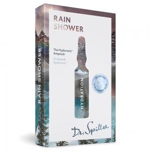 Fiola Hidratanta - Rain Shower - 2 ml x 7 buc - Dr Spiller