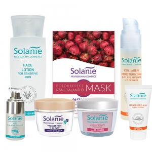 Tratament Facial 4 in 1 - Kit Mic - Solanie