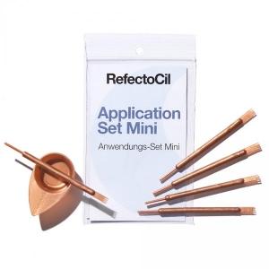 Set pentru amestecare mini - rose gold - RefectoCil