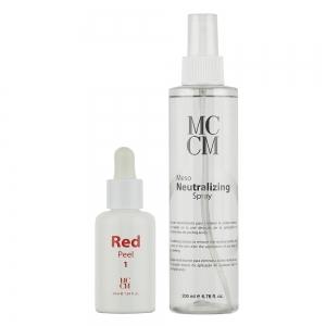 Set Peeling Chimic - cu Red Peel 1 - MCCM