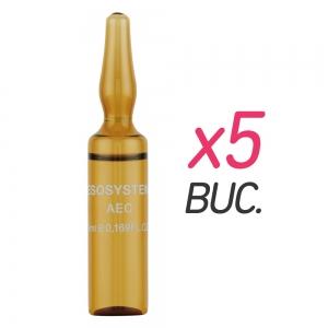 Kit fiole Multivitamine AEC - 5 buc - MCCM