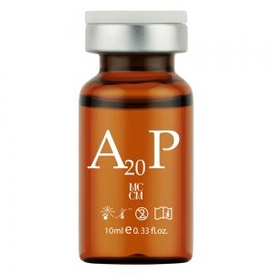 Peeling de albire cu Arbutina - A20P - 10 ml - MCCM