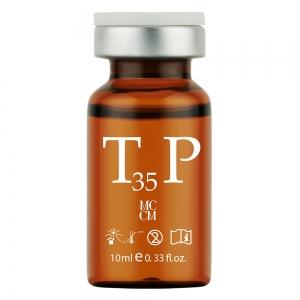 Peeling Fermizant si Decolorant cu Acid Tricloracetic - T35P - 10 ml - MCCM