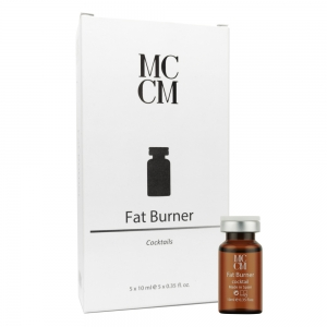 Fiola cocktail Fat Burner - 10 ml x 5 buc - cutie - MCCM