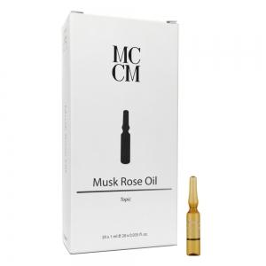 Fiola cu ulei de trandafir - 1 ml x 20 buc - cutie - MCCM