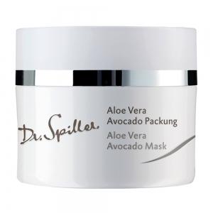 Masca crema hidratanta cu Aloe Vera si Avocado - 50 ml - Dr Spiller