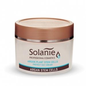 Crema de zi hidratanta cu celule stem de Argan - 100 ml - Solanie