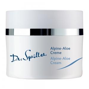 Crema regeneranta 24 ore Alpine Aloe - 50 ml - Dr Spiller
