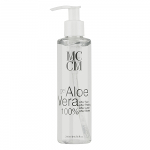 Gel Aloe Vera 100% - 200 ml - MCCM