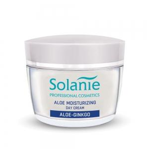 Crema de zi hidratanta cu Aloe Vera - 50 ml - Solanie