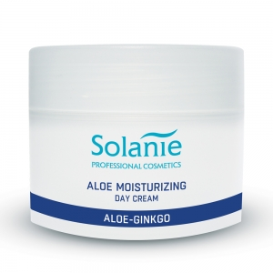 Crema de zi hidratanta cu Aloe Vera - 250 ml - Solanie