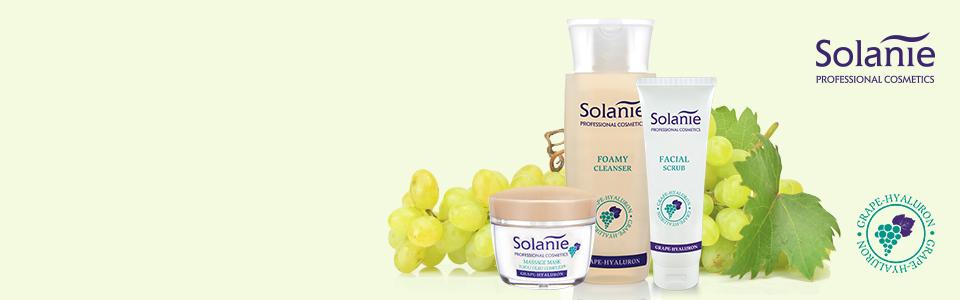 Gama Anti Aging  Struguri - Hialuron Solanie protejeaza si intinereste pielea