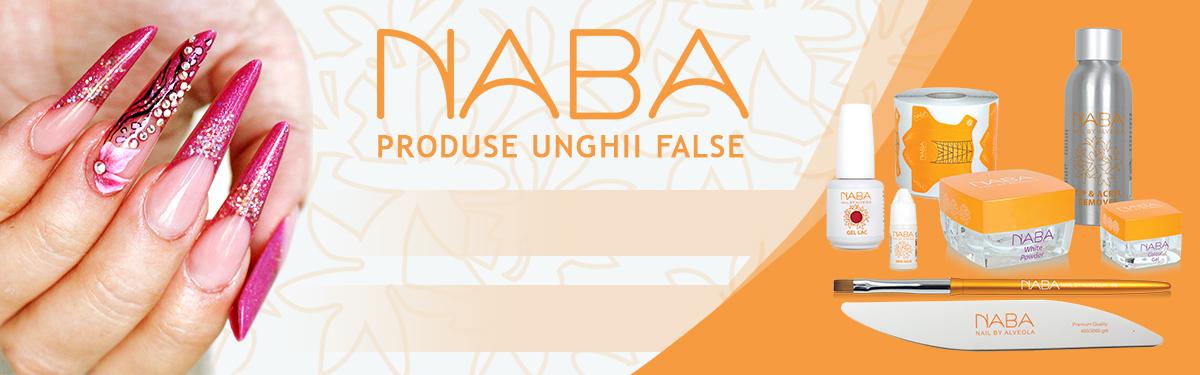 NABA - produse profesionale de unghii false