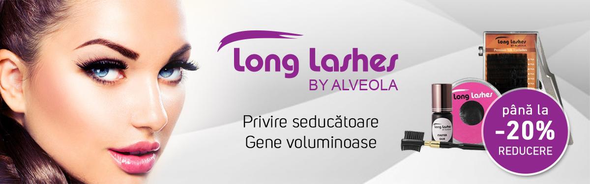 Extensii de gene fir cu fir Long Lahes cu pana la -20% reducere