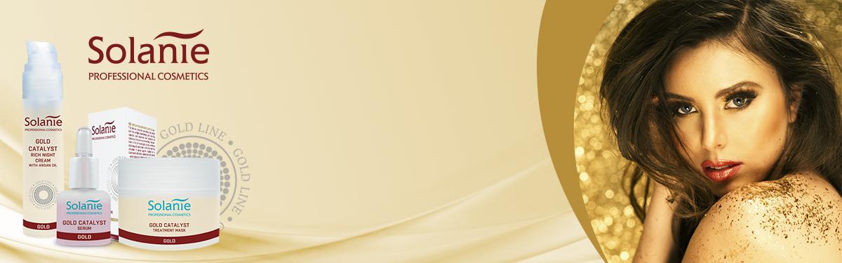 Tratament Anti Aging cu Aur - Solanie