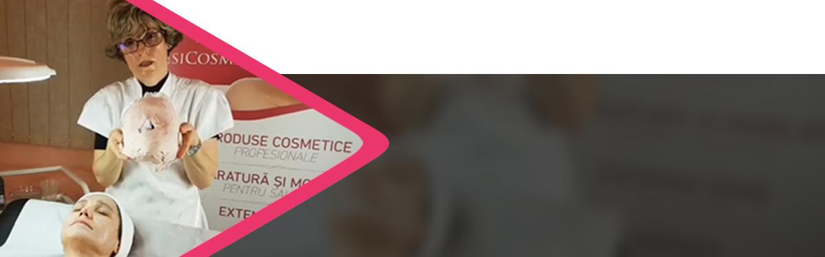 Tratament de modelare a musculaturii faciale cu Beauty Thermal Mask - Dr. Spiller