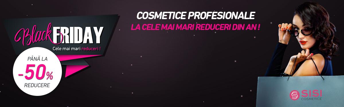 Black Friday 2019 - Cosmetice Profesionale la cele mai mari reduceri din an!