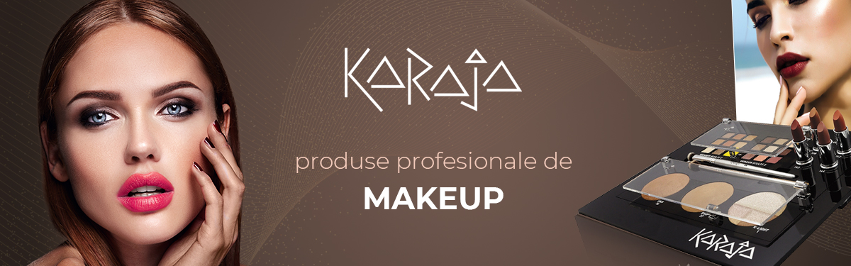 Karaja - Produse profesionale de makeup