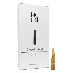 Fiola Acid Glicolic - 2 ml x 20 buc - cutie - MCCM