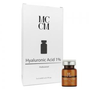 Fiola cu Acid Hialuronic 1% - 5 ml x 5 buc - cutie - MCCM