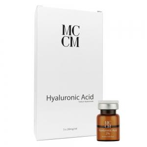 Fiola cu Acid Hialuronic 2% - 5 ml x 5 buc - cutie - MCCM